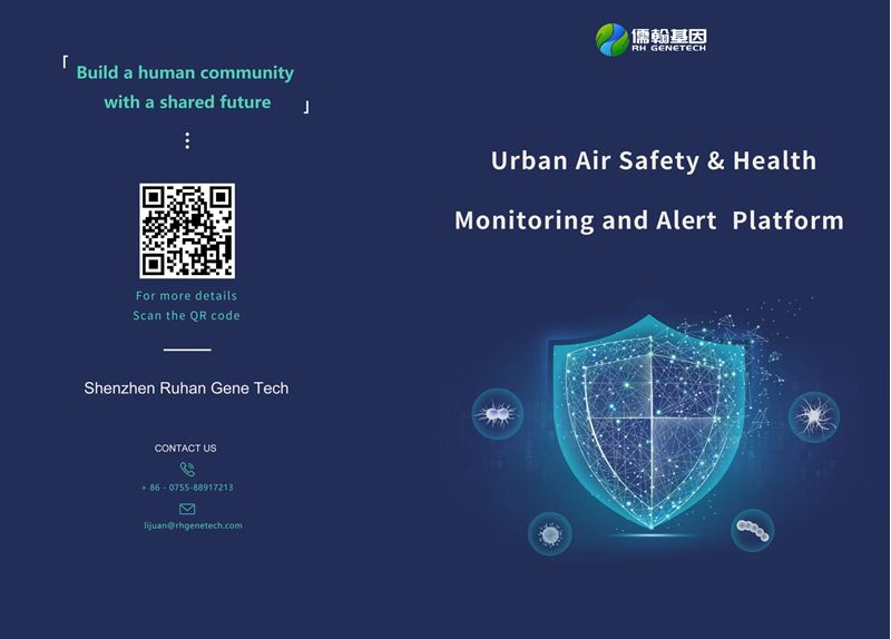 Introduction of Urban Air Safety & Health Monitoring and Alert Platform