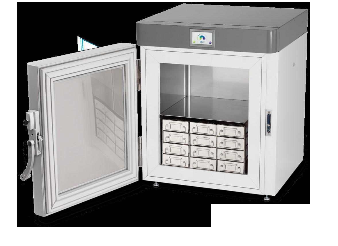 小型超低温冰箱