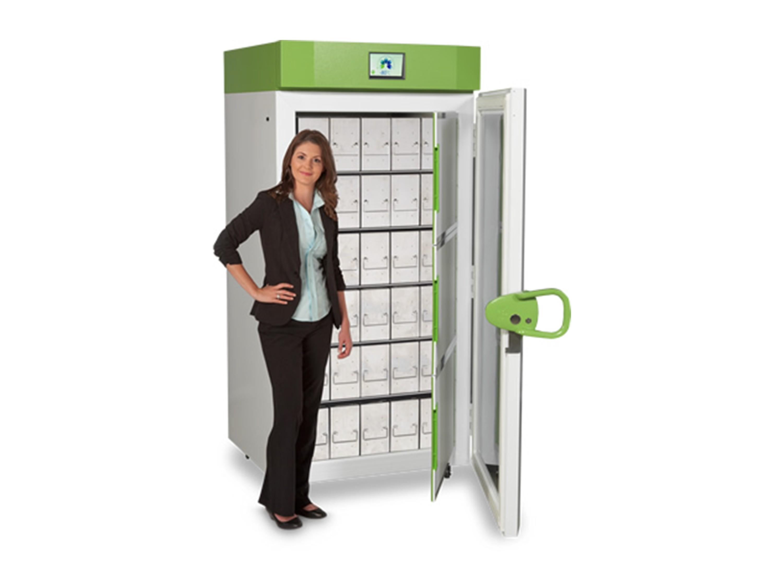 大容量超低温冰箱