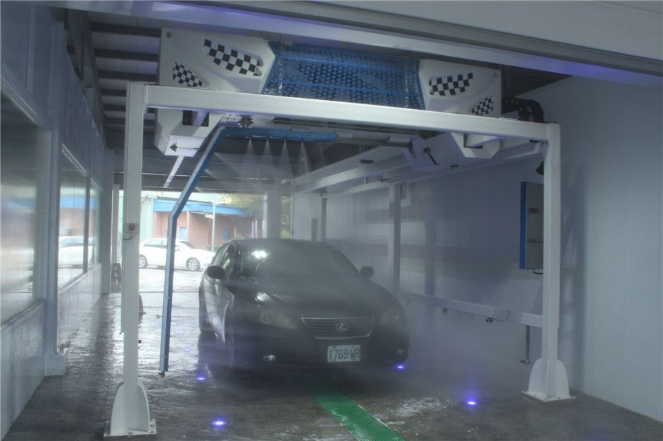 LX-NSNF2019乐喜无接触式洗车机(无风干)