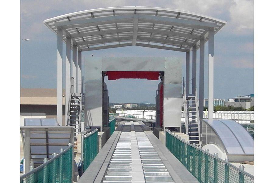 LX-SD9SF乐喜隧道式订制设备