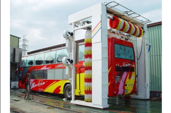 LX-BUS3SF 往复式巴士洗车机