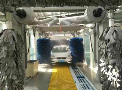 LX-SD12SF 乐喜隧道式12刷带搽干系统