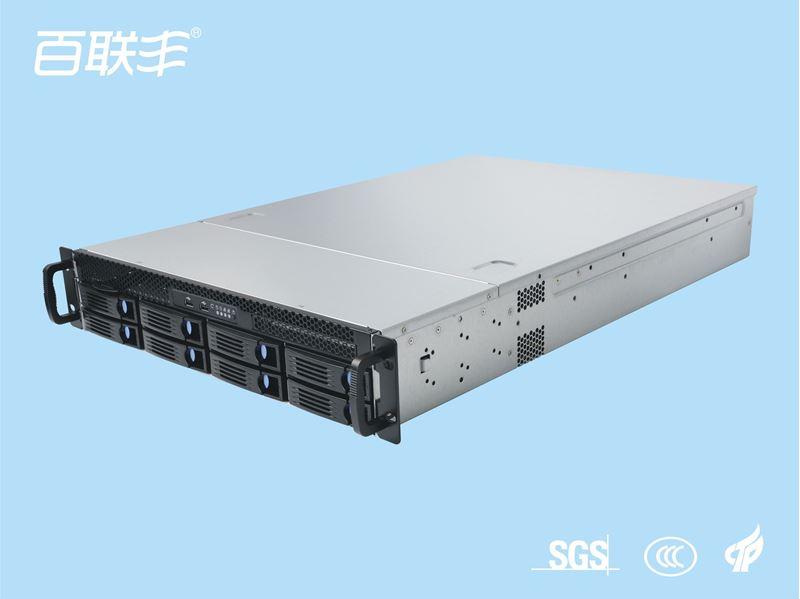 2U 8盘位AMD计算服务器CA728-S