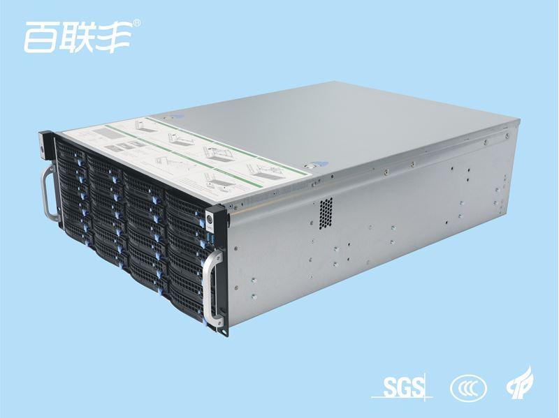 4U 24盘位存储服务器 S6424-F