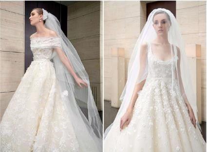 公主心泛滥!2022全新婚纱系列来啦~