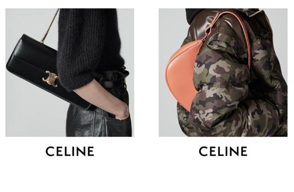 CELINE女孩的穿搭手册 |Celine Winter 2021