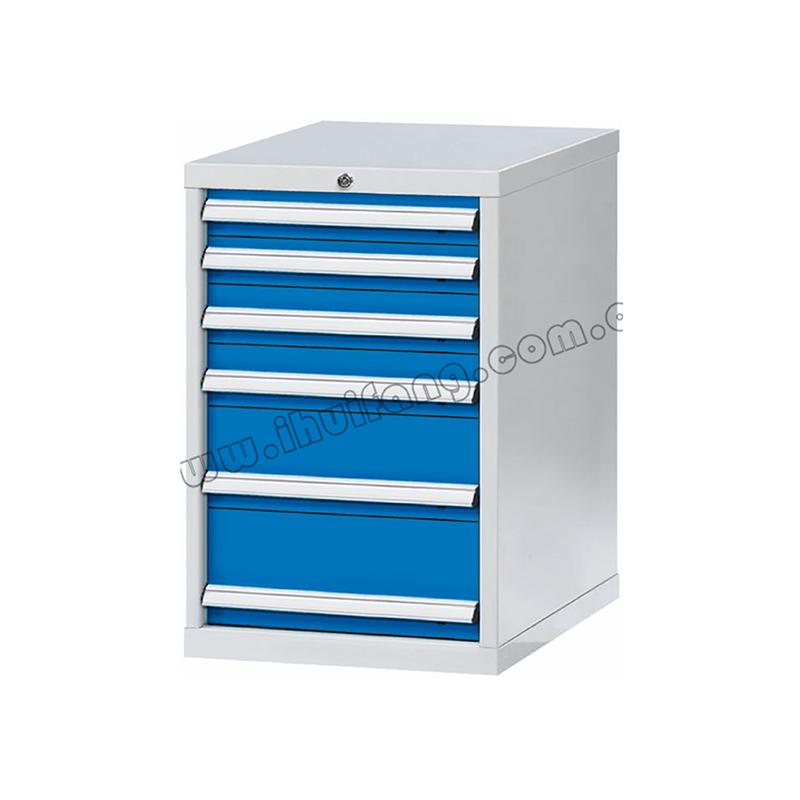 HF0DE40/HF0DF40 W564 六抽重型工具柜