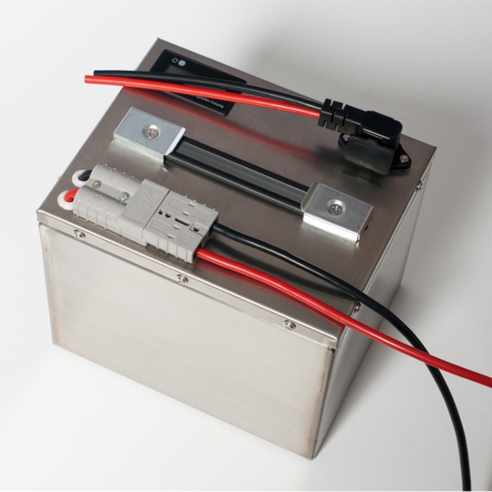 17串60V72V84V96V50A100AH定制进口松下动力电芯大容量电动车锂电池组定制