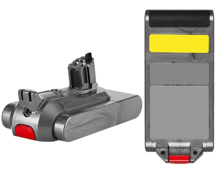 手持吸尘器原装18650电池锂电池更换充电器配件定制生产厂家