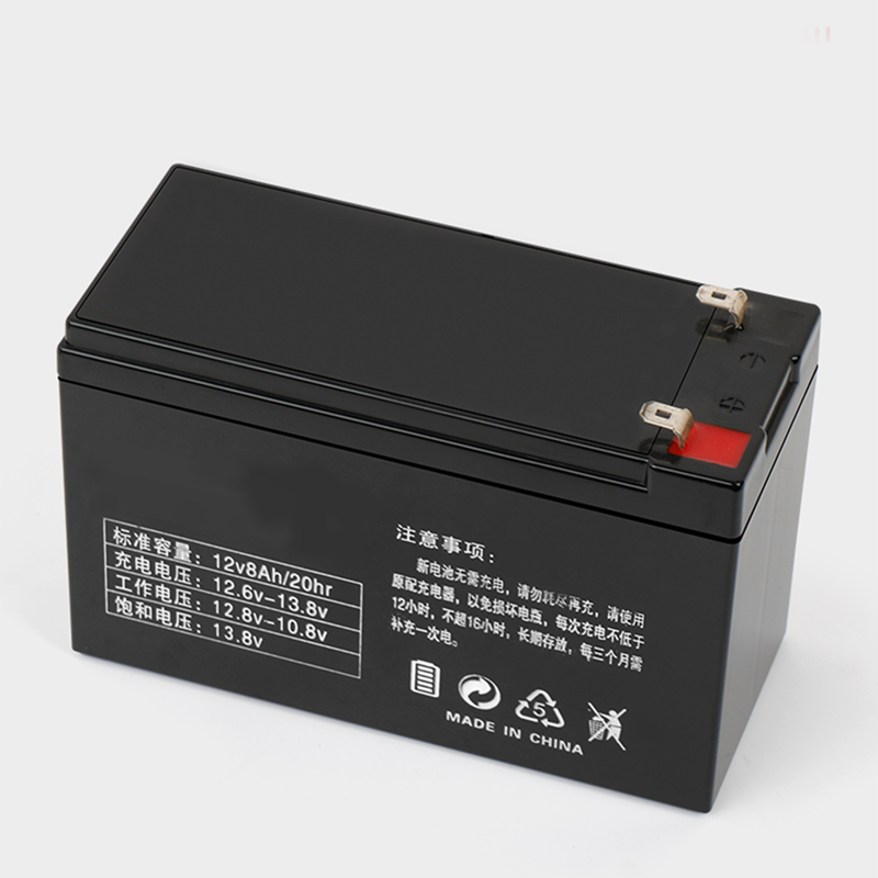 电动喷雾器电瓶喷农药12伏UPS锂电池定制生产厂家